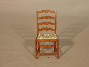 154. Ladderback Chair